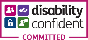 Disability confident — Committed