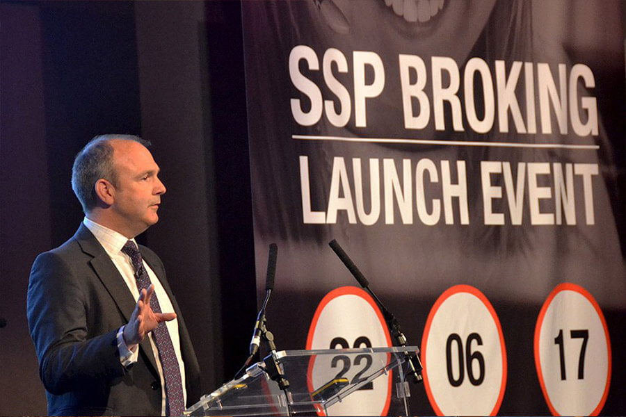 SSP Broking Launch Event 2017