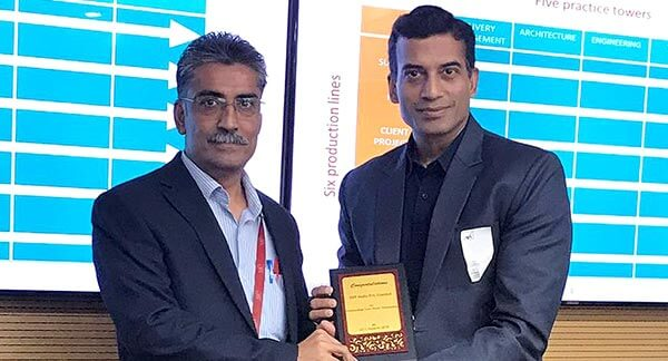 SSP wins NASSCOM award