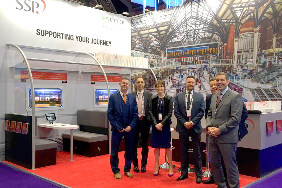 SSP at BIBA 2018 — SSP Broking