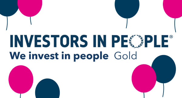 SSP Investors in People Gold